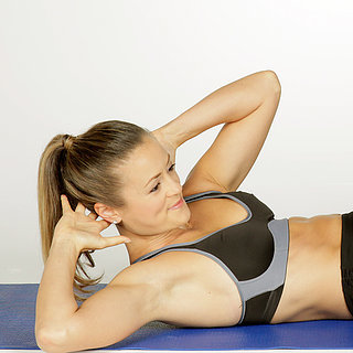 The Quickest Core Workout to Rock Your Crop Top