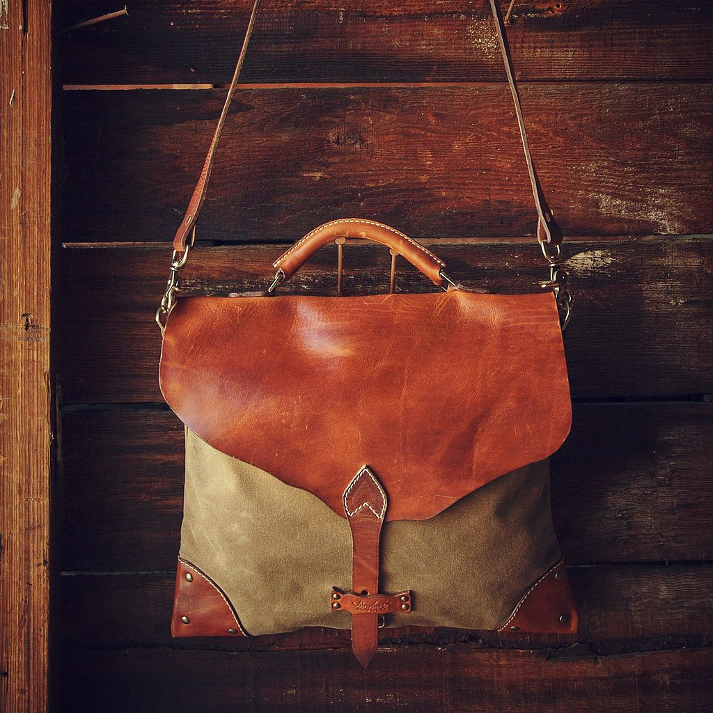 Canary Crossbody Bag