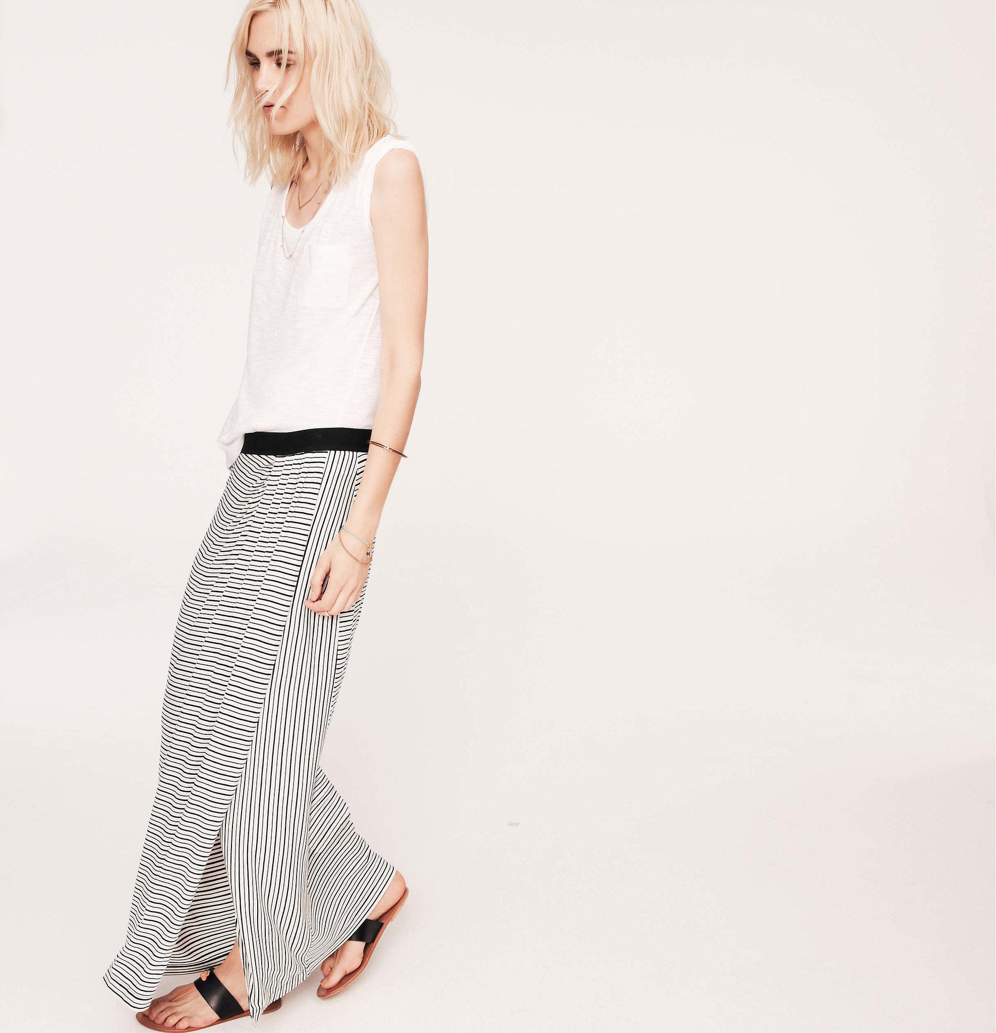 LOFT Lou & Grey Maxi Skirt