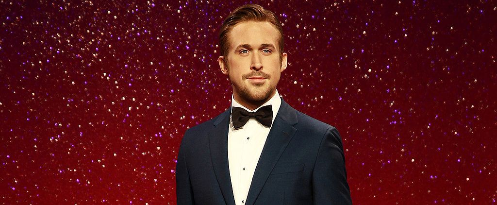 Ryan Gosling's New Wax Figure Looks So Real, You'll Freak Out