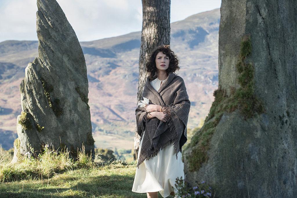 Outlander tv show review popsugar entertainment