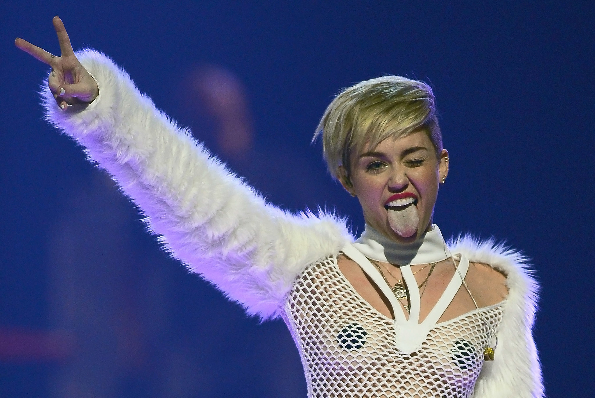 Miley Cyrus =  Destiny Hope Cyrus