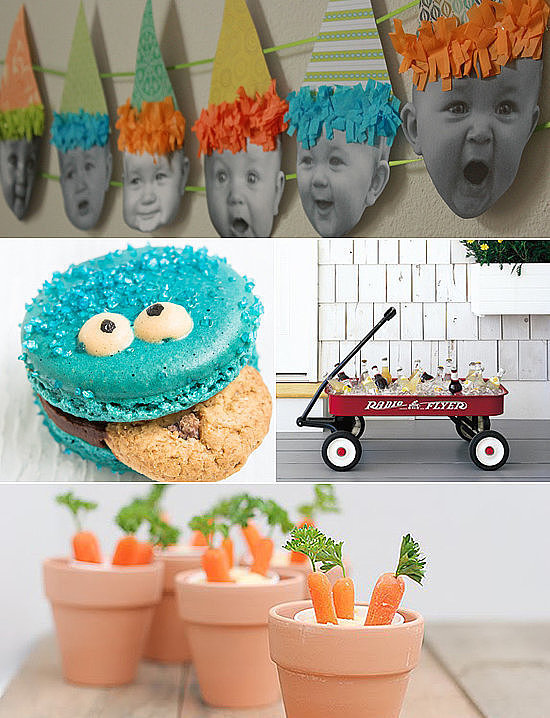 PLAN: Get some inspiration for your tot's next party from these great fetes.