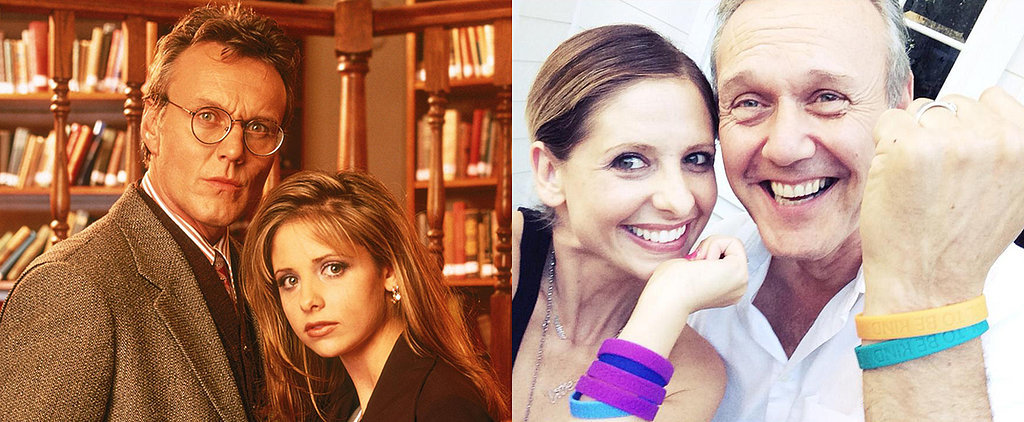 Sarah Michelle Gellar Stages Another Adorable Buffy Reunion