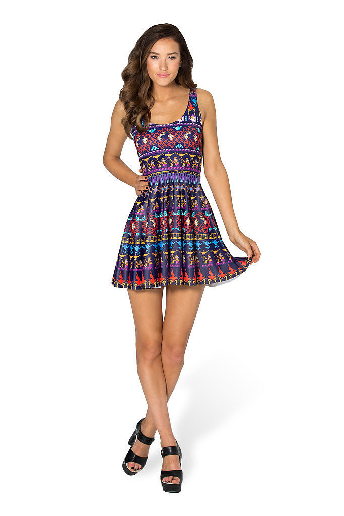 A Whole New World Scoop Skater Dress ($90)