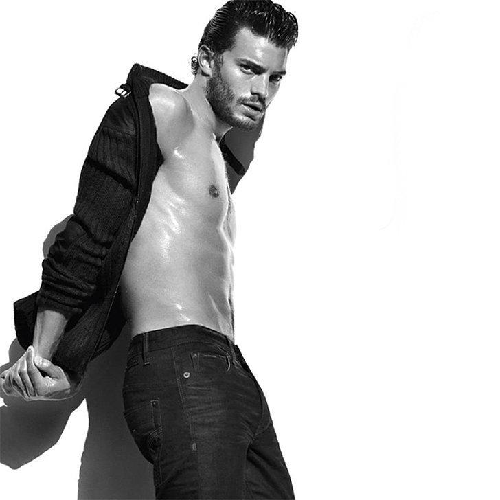 Jamie Dornan Modeling Videos   50 Shades of Grey Rumors