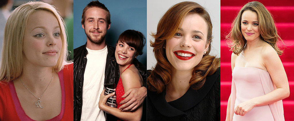 34 Times You Felt Really, Really Jealous of Rachel McAdams