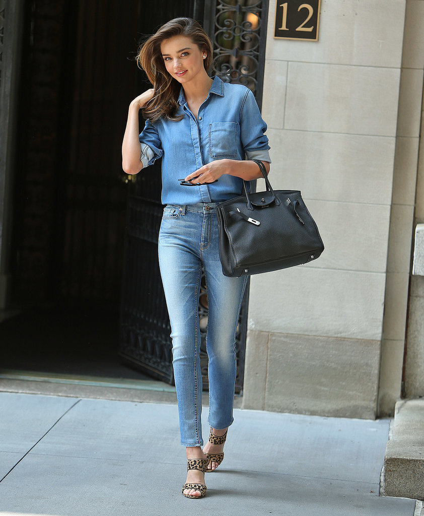 Miranda Kerr Street Style Pictures From July 2014 ...