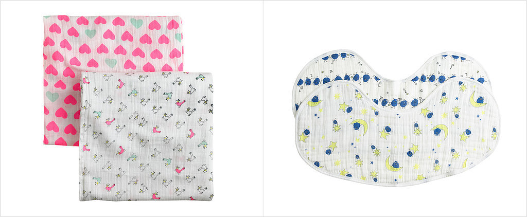 Our Collaboration Dreams Come True With J.Crew's New Aden + Anais Blankets