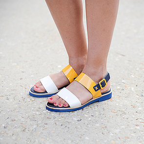 Flat Shoes For The Summer