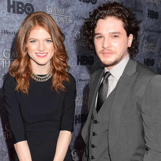 Are Kit Harington and Rose Leslie Dating?