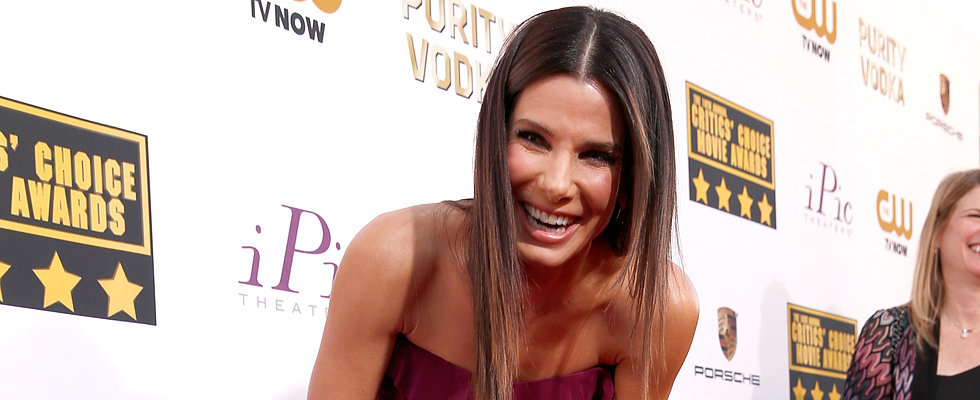 Can We Talk About the Fact That Sandra Bullock Is 50 Today?