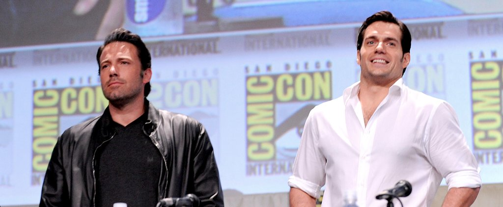 Everything You Missed From Ben Affleck's Visit to Comic-Con For Batman v Superman