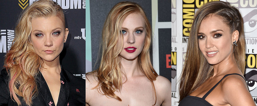 The Celebrity Beauty Looks We Want From Comic-Con