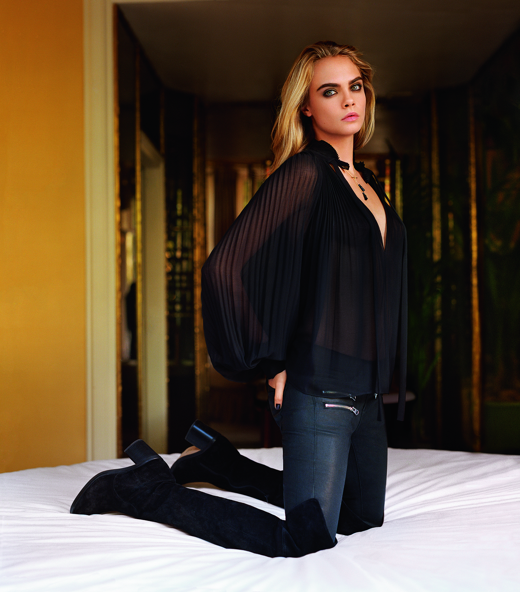 Cara Delevingne For Topshop
