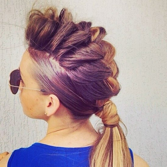 43 Braids From Instagram to Copy Over the Long Weekend