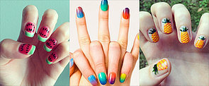 Say Goodbye to Summer With These Last-Minute Nail Art Ideas