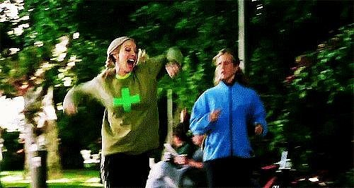 When She Run-Gallops