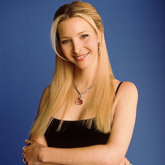 Phoebe Buffay on Friends GIFs