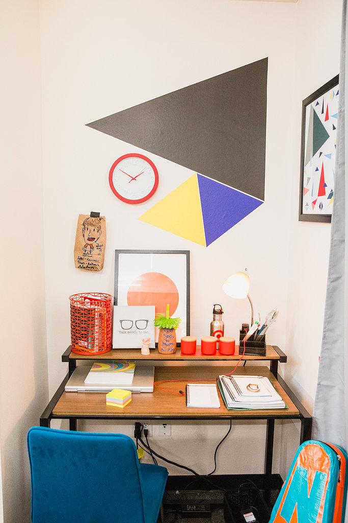 Nolan's Desk