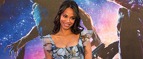 Is Zoe Saldana Already the Best Dressed Pregnant Lady in Hollywood?