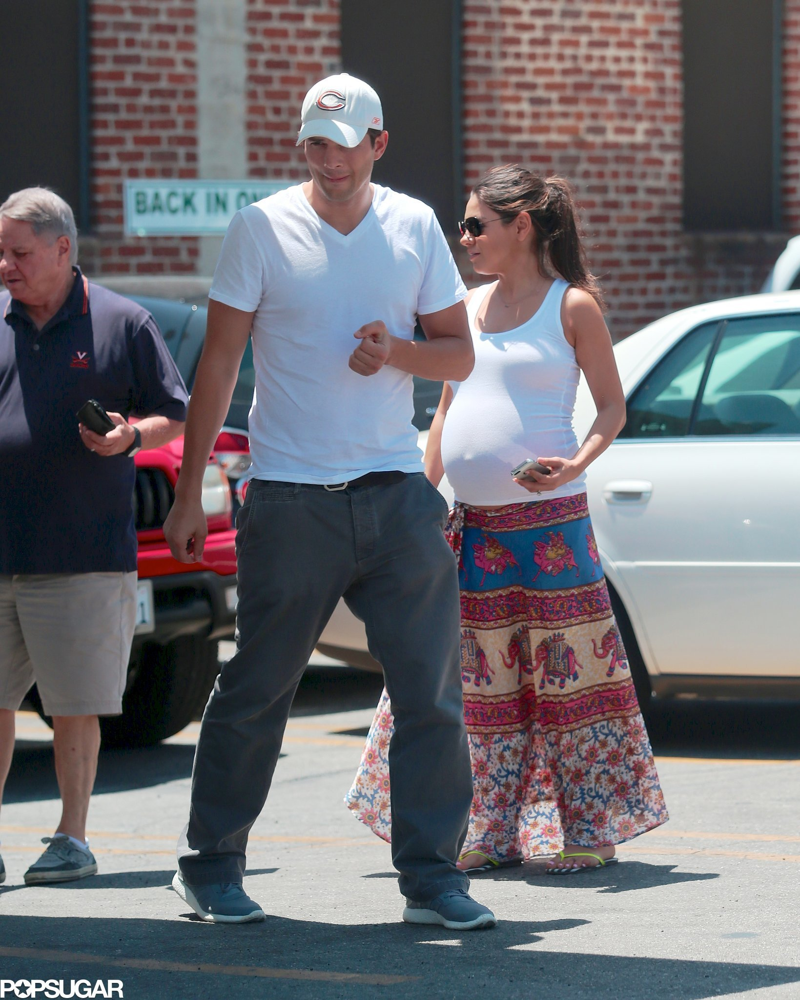 Mila and Ashton Can't Get Enough of Each Other
