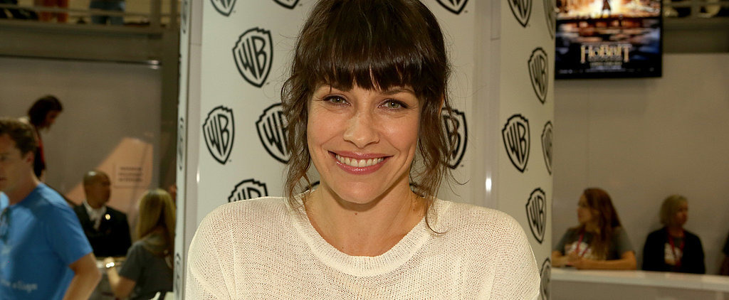 Evangeline Lilly Debuts a Surprising New Project at Comic-Con!