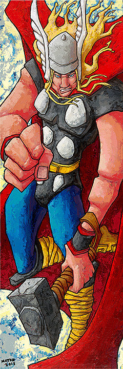 """Thor,"" Mike Maydak"