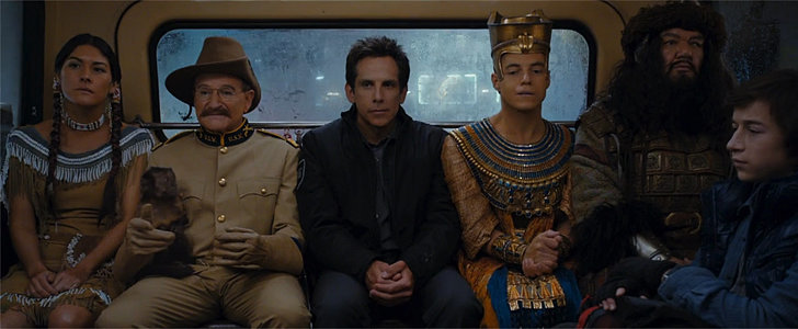 Night at the Museum 3 Trailer: Even More Historical Shenanigans!