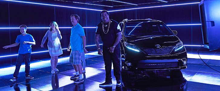 "Get a Sneak Peek at Toyota's New ""Swagger Wagon"" Video With Busta Rhymes"