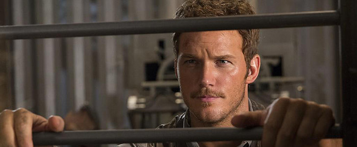Prepare to Swoon Over This Dreamy Picture of Chris Pratt in Jurassic World