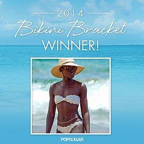 2014 Bikini Bracket Winners