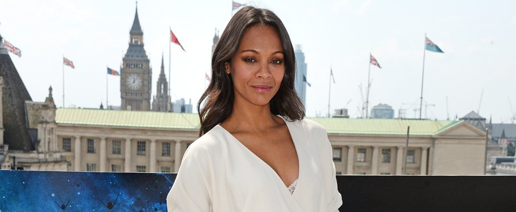 Steal Zoe Saldana's Guardians of the Galaxy Workout