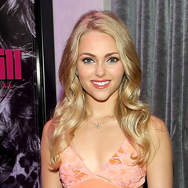 AnnaSophia Robb Beauty...