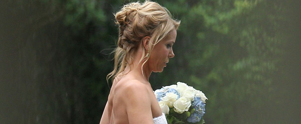 Cheryl Hines Marries Robert F. Kennedy Jr. in True Kennedy Fashion