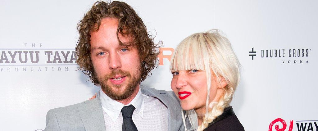 Surprise — Sia Marries Erik Anders Lang!