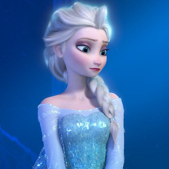 Once Upon a Time's Frozen Cast With Animated Characters