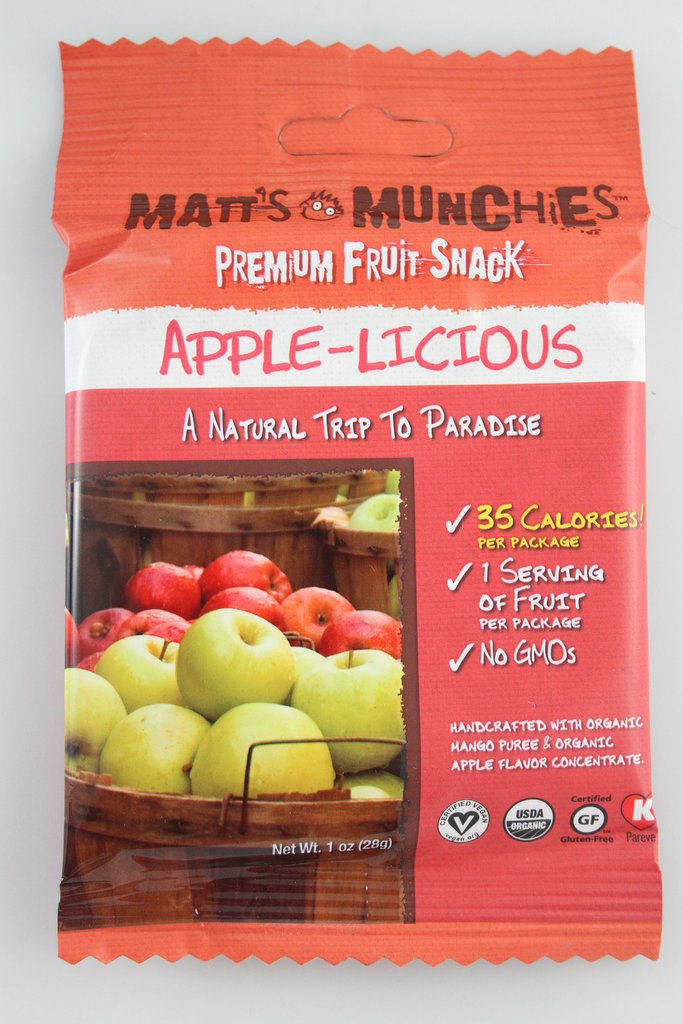 Matt's Munchies Fruit Snacks