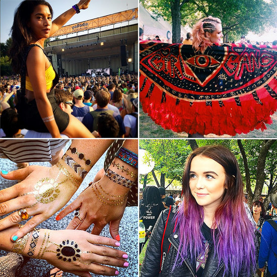 Lollapalooza Instagram Pictures 2014