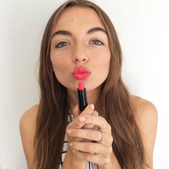 Orange Lipstick Reviews Trial Team