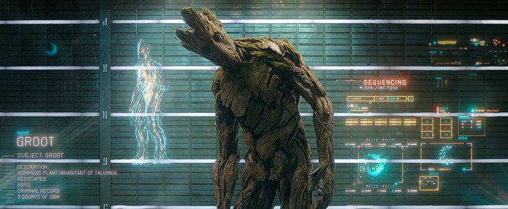 "Download a Keyboard That Just Says ""I Am Groot,"" Because Groot's the Best"