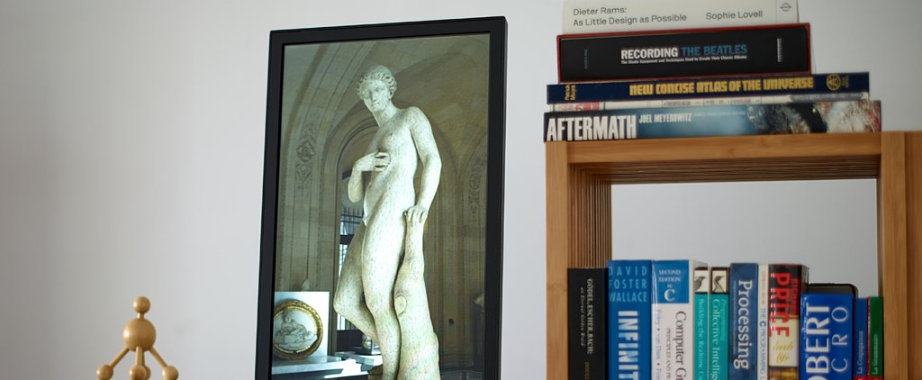 What Your Gallery Wall Needs — a Computerized Canvas