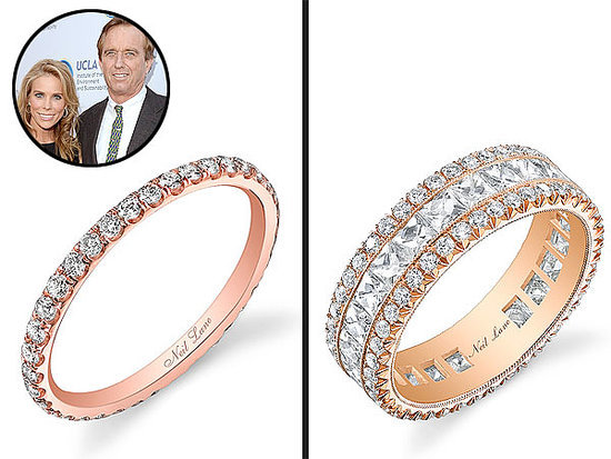 All the Details on Cheryl Hines Rose Gold Engagement & Wedding Rings (PHOTOS)