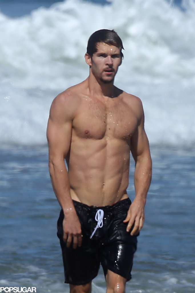 Sink Your Teeth Into This True Blood Hunk's Shirtless Body