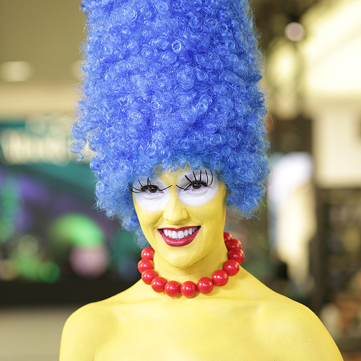 Marge in Charge! Simpson Yourself This Halloween
