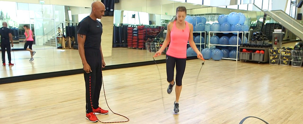 7 Skipping Moves That Will Leave You Feeling the Burn!