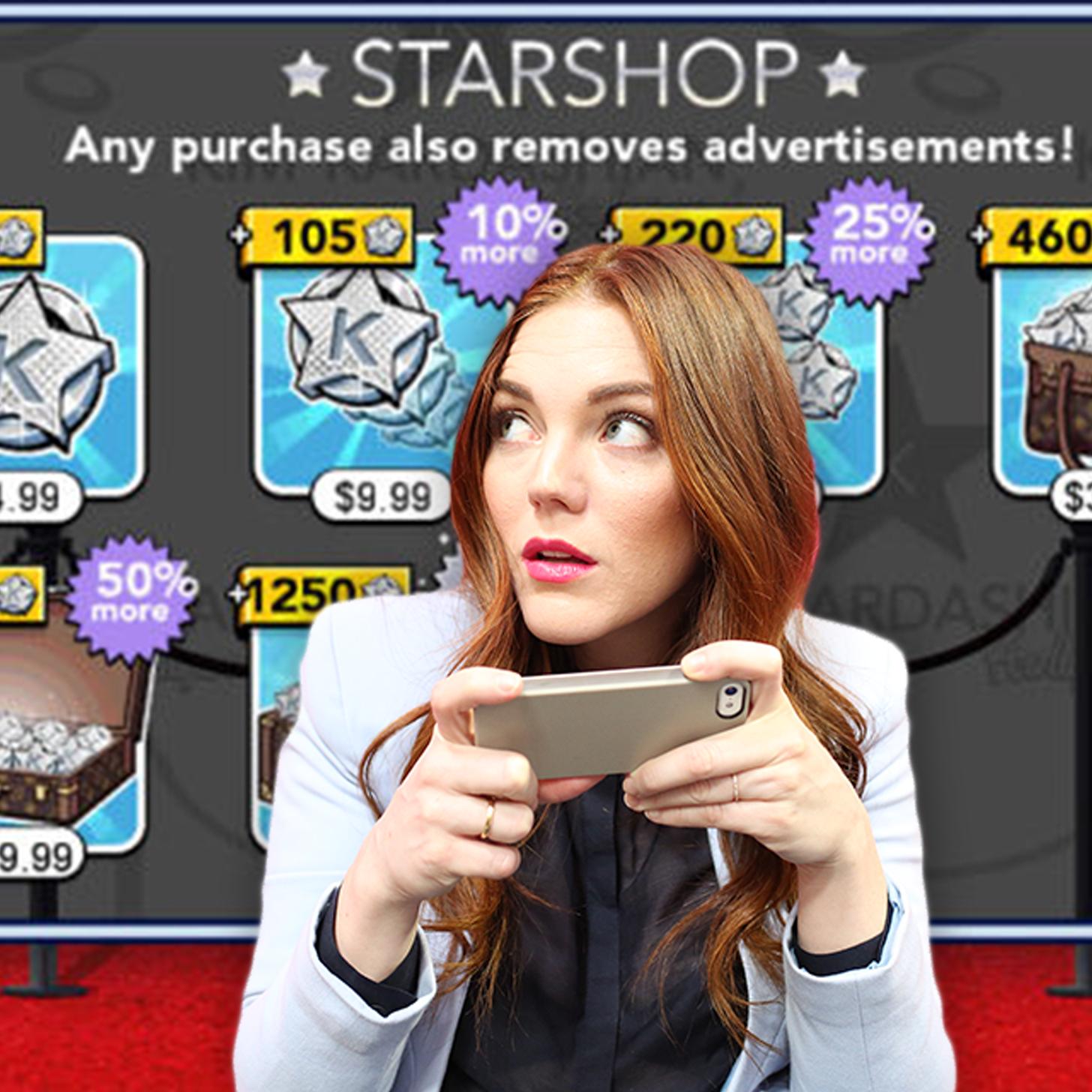 Pics photos kim kardashian math game free screenshot