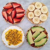 Healthy Food, Fitness And Yoga Bodies Instagram Inspiration