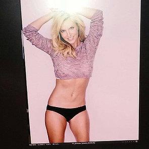 Britney Spears in Black Underpants | Photo