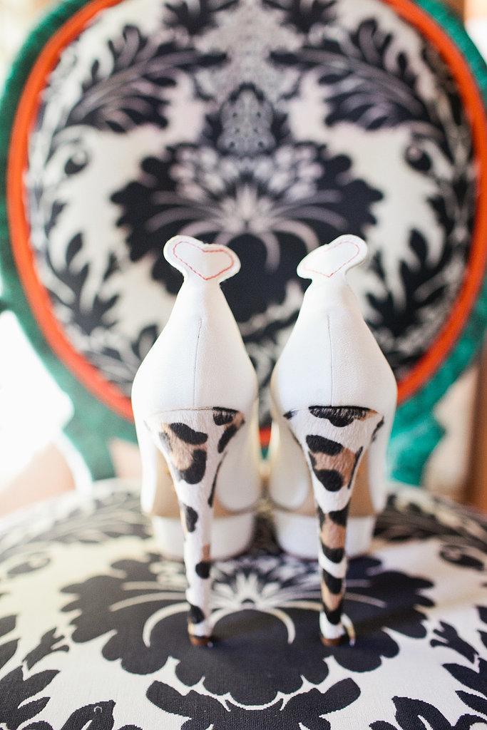 Daring heels